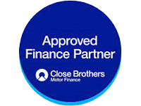 Approved finance partner